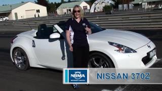 Nissan 370Z 2010 Video Car Review - NRMA Drivers Seat