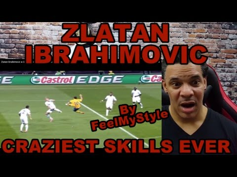 Review Of Zlatan Ibrahimovic - Craziest Skills Ever - Impossible Goals