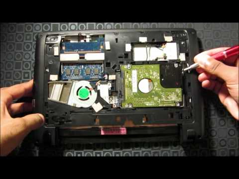 comment reparer netbook