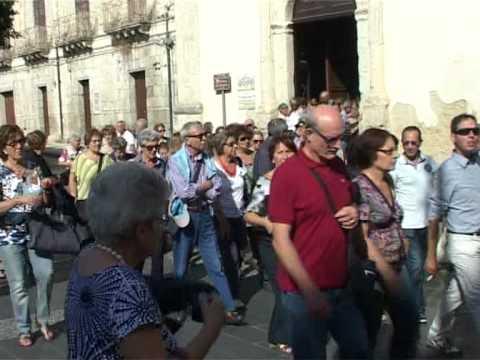 150 turisti palermitani ieri a Favara. Si avvia la macchina turistica