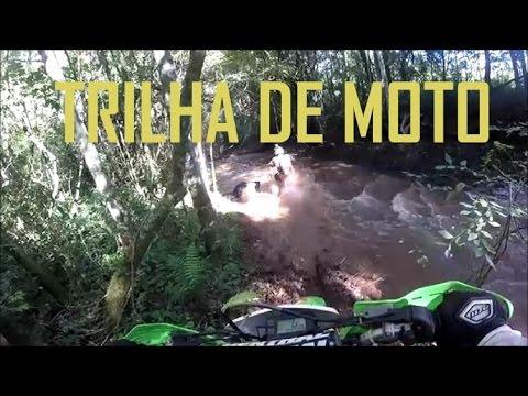 TRILHA DE MOTO: ENCONTRO DE AMIGOS EM SÃO JOÃO DO IVAÍ - #ENDURO