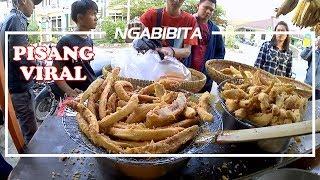 Video BARU BUKA SUDAH RAME || PISANG GORENG RADJA TANDUK || NGABIBITA || Indonesia Subang Street Food MP3, 3GP, MP4, WEBM, AVI, FLV Maret 2019