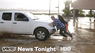 Extreme Tidal Surge & Jussie Smollett: VICE News Tonight Full Episode (HBO)