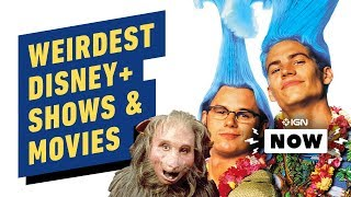 Disney Plus Reveals Hundreds of Shows and Movies in Weird Flex - IGN Now by IGN