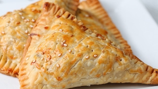 Cheeseburger Hand Pies by Tasty