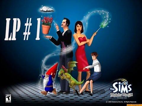 Давайте играть в The sims 1. #1 С чего всё начиналось