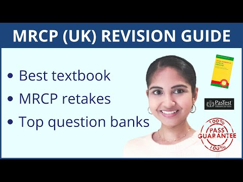 MRCP REVISON GUIDE | Books, Online question banks, MRCP Retakes, Part 1 Requirements