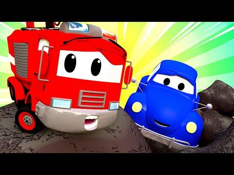 Video La Super Patrulla - Jugando a las Encondidas - Auto City | Dibujos animados de carros download in MP3, 3GP, MP4, WEBM, AVI, FLV January 2017