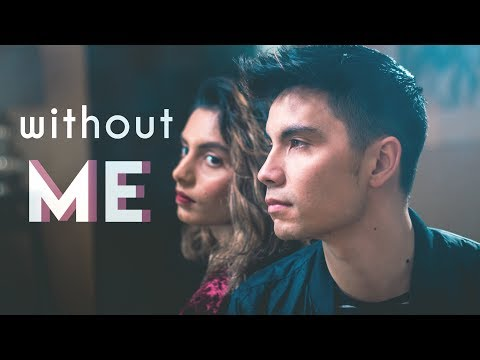 """Halsey  """"Without Me"""" Cover by Kurt Hugo Schneider"""