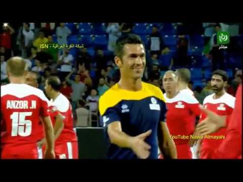 Luis Garcia – World Legend Team 5 Vs 3 Jordan Football Star
