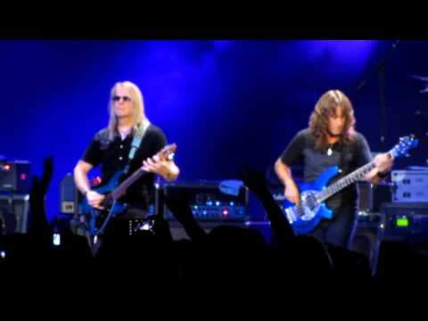G3 - Steve Morse Band - On the Pipe 05.08.2012, Crocus City Hall, Moscow, Russia
