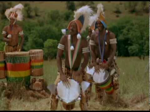 West African Drummers