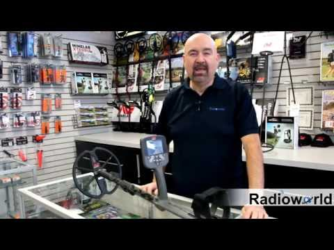 Minelab CTX3030 Metal Detector - Product Feature