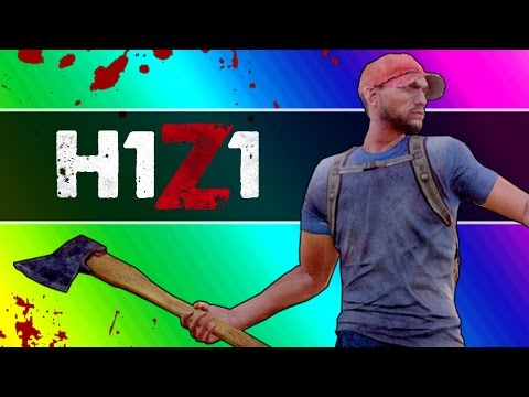 H1Z1 Adventures – The Police Station & My Name Jeff (H1Z1 Funny Moments)