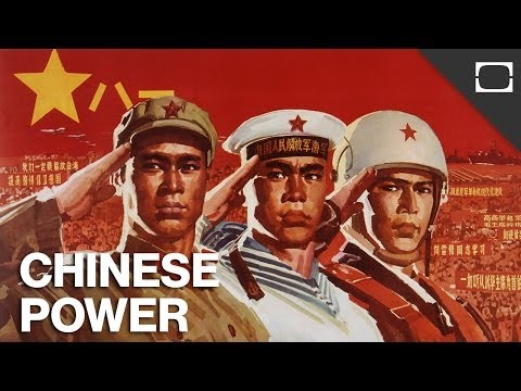 China - It's predicted that China's economy will be the largest in the world by the end of the year. On top of that, heavy defense investment could soon help them ha...