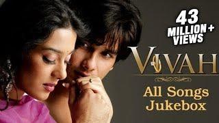 Video Vivah All Songs Jukebox Collection - Superhit Bollywood Hindi Songs - Shahid Kapoor & Amrita Rao MP3, 3GP, MP4, WEBM, AVI, FLV April 2018