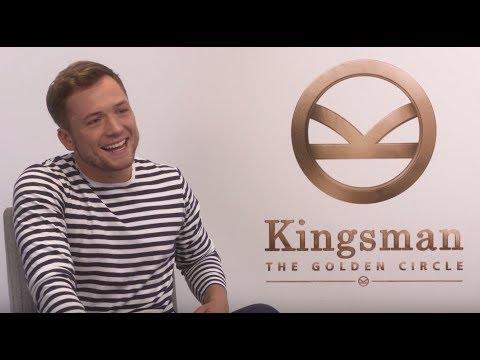 Taron Egerton: I Want To Do KINGSMAN 3