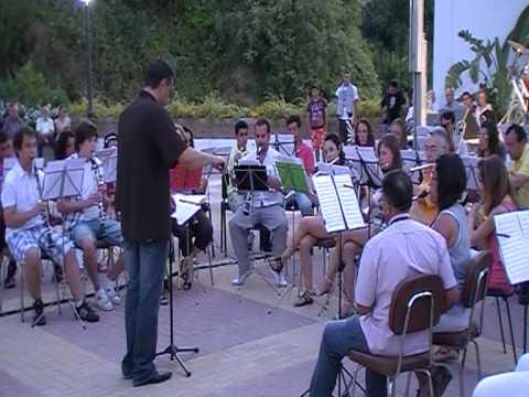 Alumnos de Viento y Percusión - La misión