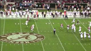 Jesse Williams vs Texas A&M & LSU (2012)