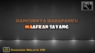 Achik Spin & Siti Nordiana   Memori Berkasih Karaoke Minus One HD Video