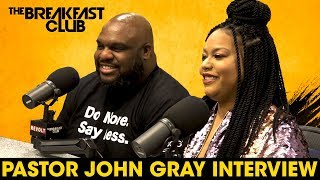 Video Pastor John Gray On Building A Church In South Carolina, Their Show On Oprah's Network + More MP3, 3GP, MP4, WEBM, AVI, FLV Desember 2018