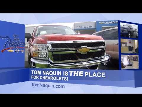 Tom Naquin Chevy Cadillac - Grand Re-Opening TV Spot