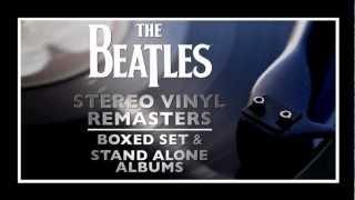 The Beatles On Vinyl 2012