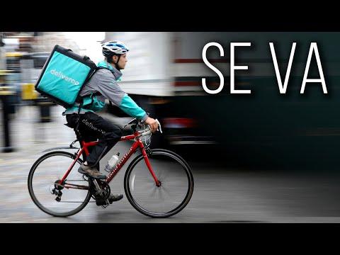 Deliveroo se marcha de España