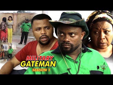 Military Gateman Season 1 - (2018) Latest Nigerian Nollywood Movie Full HD