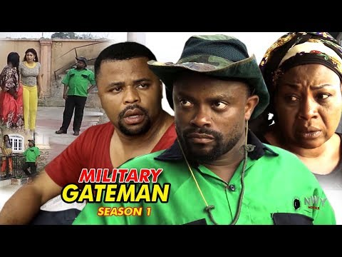 Military Gateman Season 1 - (2018) Latest Nigerian Nollywood Movie Full HD