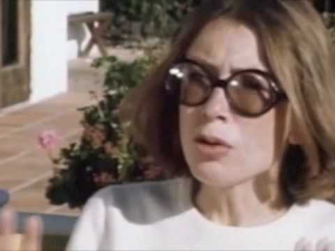 Joan Didion in Shades