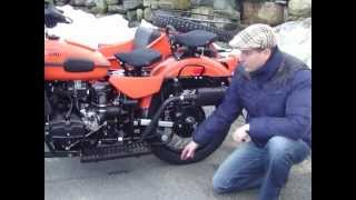 5. Ural Yamal with Adventure and DLT Packages, Ural of New England, Boxborough MA