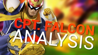 The Most Fun Character – Captain Falcon Analysis (1.1.6) – Super Smash Bros Wii U – ZeRo