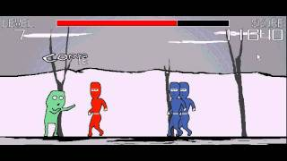 George's Ninja Fight(LITE) YouTube video