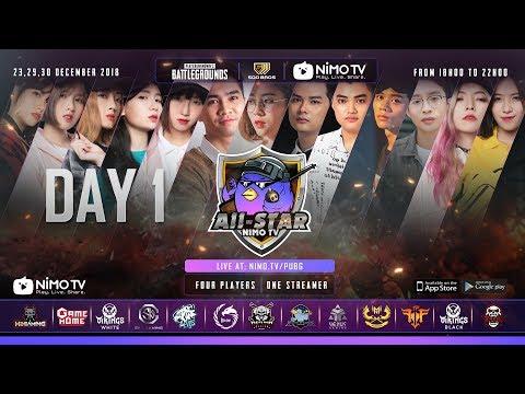 FULL NimoTV PUBG Allstar - Ngày 1   Misthy, PewPew, RIP113 ft. RM5s, Refund ... - Thời lượng: 1:58:27.