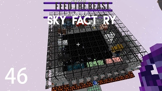 Sky Factory 3 w/ xB - EXTREME WITHER BOSS FARM [E46] (Minecraft Modded Sky Block)