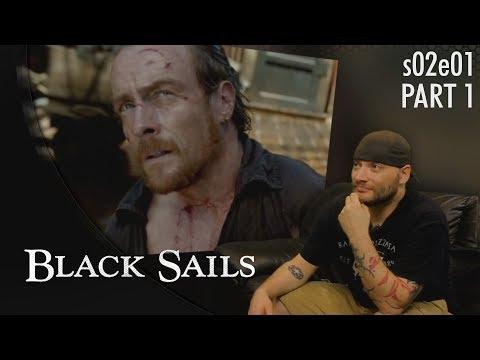 Black Sails: s02e01 p1 REACTION!