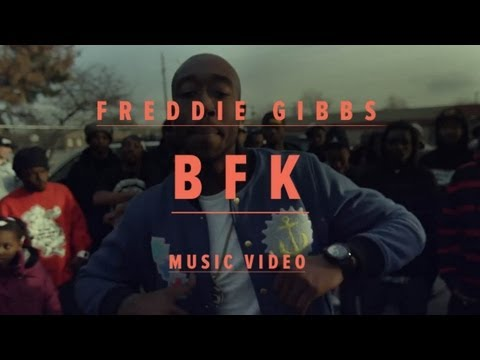 Freddie Gibbs - BFK (2012)