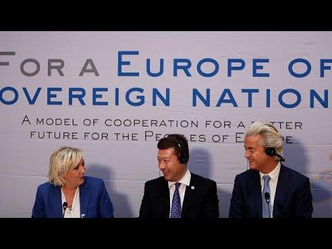 Ικανοποίηση στην ευρωπαϊκή ακροδεξιά για την κυβέρνηση της Αυστρίας…