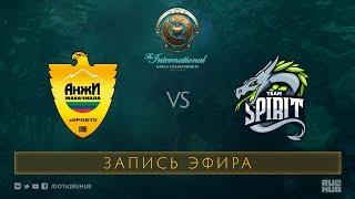 Anji vs Spirit, The International 2017 Qualifiers [GodHunt, V1lat]