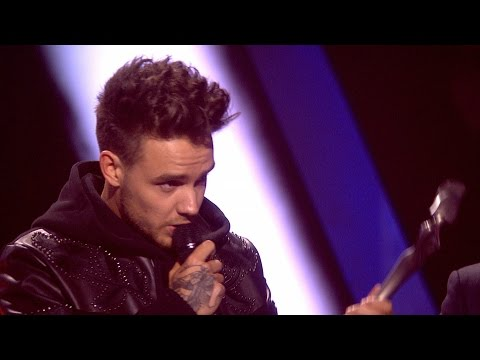 'History' by One Direction wins British Artist Video | The BRITs 2017 (видео)