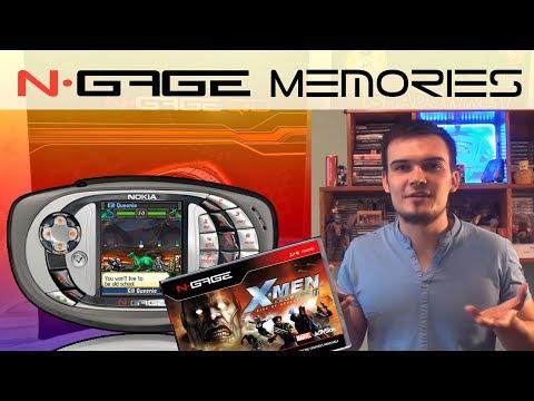 Nokia N-GAGE Memories / ЛУЧШИЙ ИГРОВОЙ СМАРТФОН