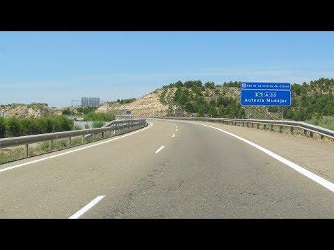 Spain: A-23 Zaragoza - Muel
