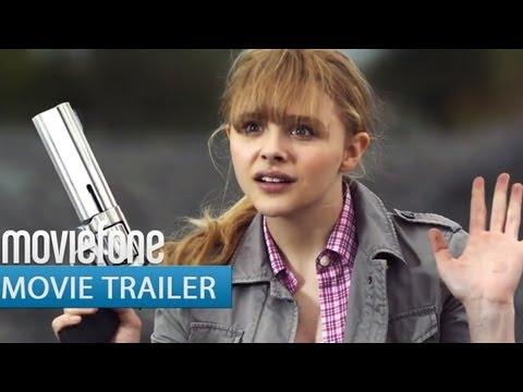 'Kick-Ass 2' R-Rated Trailer | Moviefone (видео)