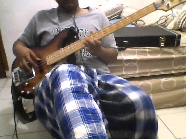 Cintaku Chrisye Bass Cover A Little Bit Improvisatio