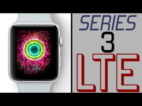 Apple Watch 'Series 3' rumored to gain LTE connectivity
