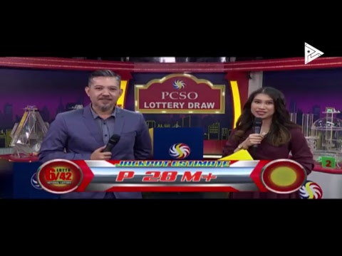 [LIVE] PCSO Lotto Draws  -  September 21, 2018 9:00PM