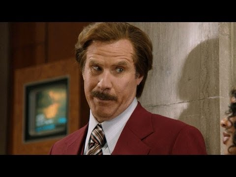 Anchorman: The Legend Continues (Clip 'Touching Moment')