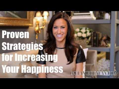 Watch 'Proven Strategies for Increasing Your Happiness'
