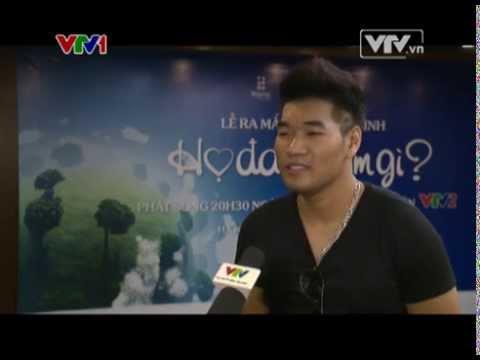 Tạ Quang Thắng & Hoa hậu Ngọc Hân –  Chương trình Họ Đang Làm Gì? (VTV2)